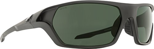 (SPY Optic Quanta 2 Sunglasses for Men and for Women | ANSI-certified with Patented Detail Boosting Happy Lens Tech)