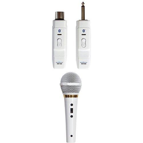 Welltone ウェルトーン Bluetoothアダプタ ProI ボーカルマイク用 WBT1030 マイクセット B01M0FO9SJ