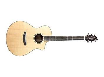 Breedlove PSCN01CESSZI (2) Pursuit Exotic Concert Ce Sitka-Ziricote - Guitarra acústica eléctrica: Amazon.es: Instrumentos musicales