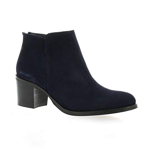 Pao Marine Boots Cuir Boots Velours Cuir Pao Marine Velours 77rqTxP