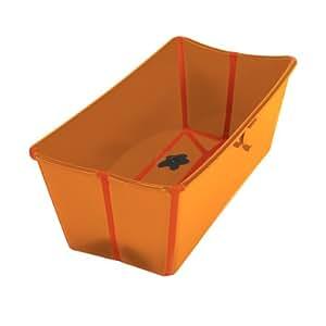 Flexi Bath 01005 - Bañera para niños (color Naranja)