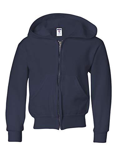 ip Hooded Sweatshirt, J Navy, Medium ()