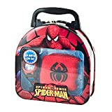 Spider-Man LCD Watch in Tin - Red