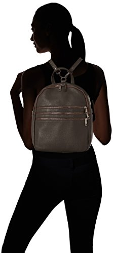 Donna 1 Zainetto H Borse Cm Marrone 28x32x15 8702 L A dark Brown Borsa Chicca w X nqECYfwq