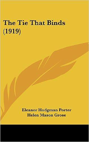 Lataa online-kirjoja ncert The Tie That Binds (1919) in Finnish PDF CHM ePub