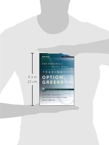 Trading Options Greeks: How Time, Volatility, and Other Pricing Factors Drive Profits by Brand: Bloomberg Press