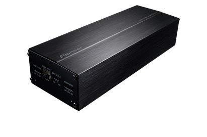 (Pioneer GM-D1004 400W 4-Channel GM Digital Series Class FD Amplifier)
