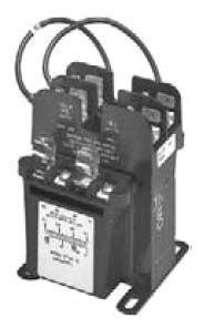 X4075PSF1 460/230/208/480/240/440/220/200V Primary 115/24/120/25/110/23V Secondary 75VA Industrial Control Transformer