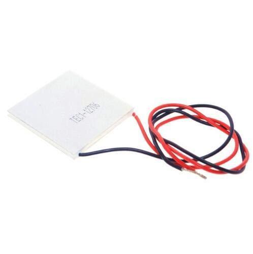 Morza TEC1-12706 12706 Tec termoelettrico Modulo Piatto Raffreddamento Peltier 12V 5A refrigerazione a semiconduttore Dissipatore