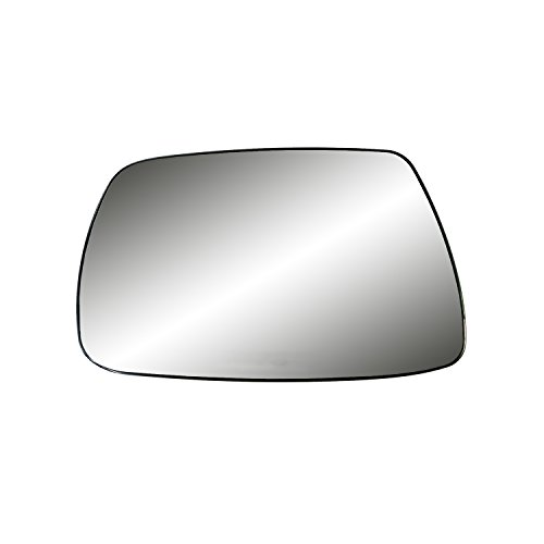 GetAllParts NEW Premium Replacement Automotive Replacement Outside Mirror Glass Right Heated encased in Backing 5142874AA