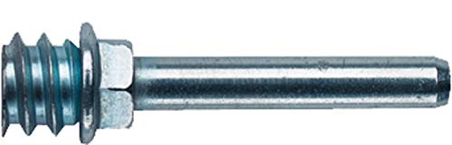 PFERD 42851 POLIFAN Mini Drive Mandrel for 2' Discs, 1/4' Shank Diameter, 1-1/2' Shank Length 1/4 Shank Diameter 1-1/2 Shank Length PFERD Inc.