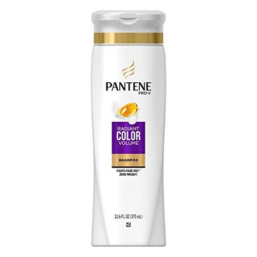 Pantene Pro-V Radiant Color Volume Shampoo 12.6 Ounces,Pack