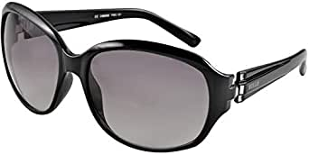 Morgan Women`s Oval Frame Sunglass [207624 550]