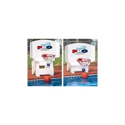 Swimline Cool Jam Pro Poolside Basketball Super-Wide: Toys & Games