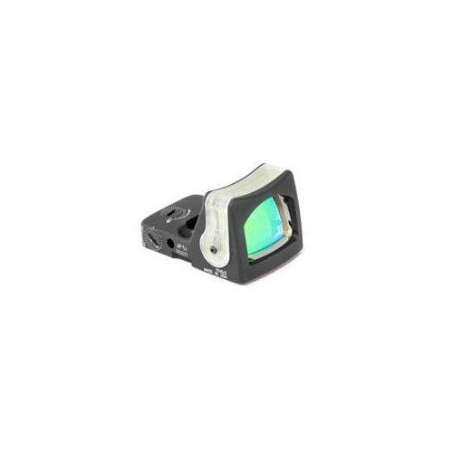 RMR Dual-Illuminated Reflex SIght, Fiber Optics/Tritium 9.0 MOA Amber Dot (9 Moa Amber Dot)