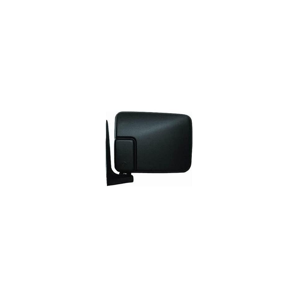 CIPA 16700 Mitsubishi/Dodge OE Style Manual Replacement Driver Side Mirror