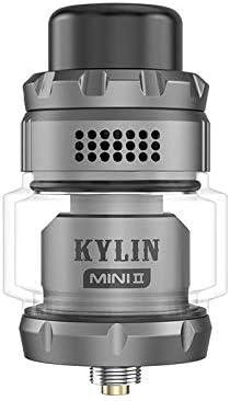 Original Vandy Vape Kylin mini V2 RTA Tank 5ml RTA Atomizer Fit Prebuilt Fused Clapton Coil Electronic Cigarette Vaporizer Vape