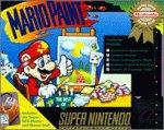 Mario Paint Super Nintendo