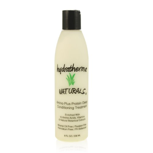 Hydratherma Naturals Amino Plus Protein Deep Conditioning Treatment - Natural Deep Conditioning Hair