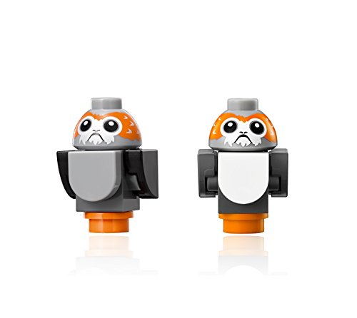 Lego Star Wars The Last Jedi Minifigure   Porg Animals  Combo Pack   2 Different Styles