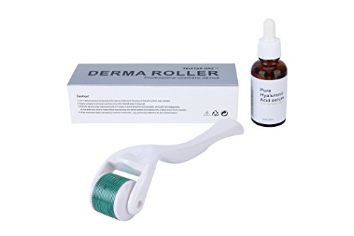 Airblasters Derma Roller Premium Quality 540 Face Titanium 0