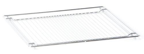 Grillrost / Backrost für diverse Herde von Siemens / Bosch / Neff - Teile-Nr. 284913 - original - 435mm x 375mm x 15mm