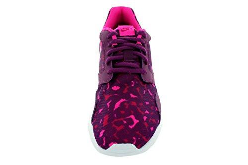 Nike Wmns Kaishi Print, Zapatillas de Deporte para Mujer Morado (Mlbrry / White-Sprt Fchs-Pnk Fl)