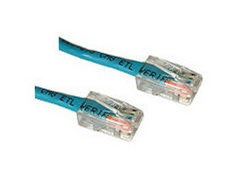 C2g 14ft Cat5e Non-booted Unshielded (Utp) Network Patch Cable (50pk) - Blue -