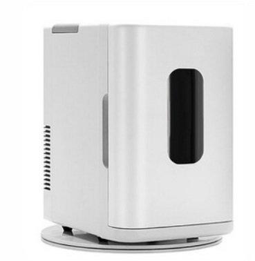 GQ Mini refrigerador del coche refrigerador pequeño refrigerador ...