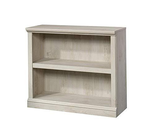 Sаudеr 2 Shelf Bookcase, Chalked Chestnut Finish