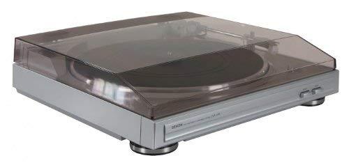 Denon DP-29 F -Tocadiscos con ecualizador RIAA (120 V, 60 Hz ...