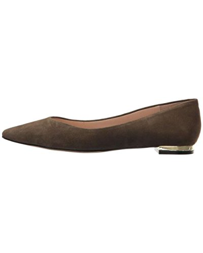 Marc Fisher , Mocassins pour femme Dark Green Suede