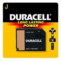 Duracell 6v Lithium Photo Battery - 9