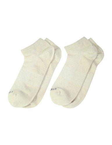 Woolly Clothing Co. Men's Merino Wool Ankle Air Sock - (2 pack)