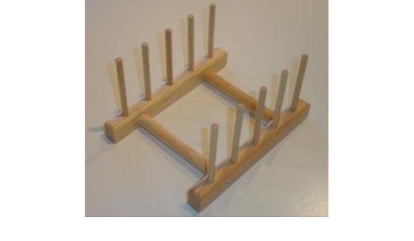 Ikea wood plate