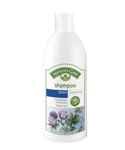Natures Gate Strengthening Shampoo - 5