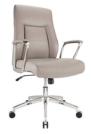 Fine Amazon Com Realspace Modern Comfort Series Delagio Bonded Machost Co Dining Chair Design Ideas Machostcouk