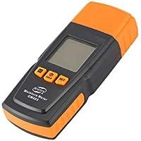 Generic Benetech Gm605 Digital LCD Display Wood Moisture Meter Humidity Tester Timber Paper Tree Damp Detector 2 Pins Hygrometer