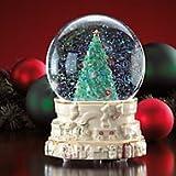 Lenox Christmas Express Musical Snowglobe