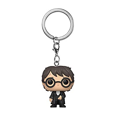 Funko Keychains: Harry Potter - Harry (Yule Ball): Toys & Games