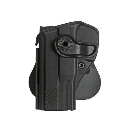 Left hand holster for Taurus 24/7 G2 Pistols Retention Roto Holster and a  genuine IGWS's firing range earplugs kit