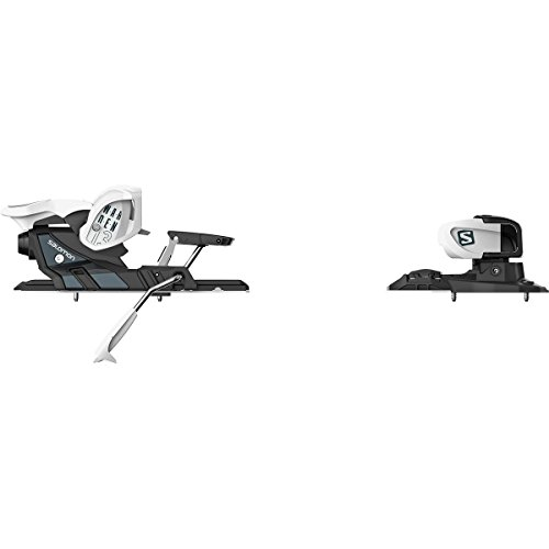 Salomon Warden MNC 13 Ski Bindings 2017 - 90/White-Black