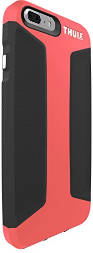 Thule Atmos X4 Case for iPhone 7 Plus/iPhone Plus 8-Fiery Coral/Dark Shadow