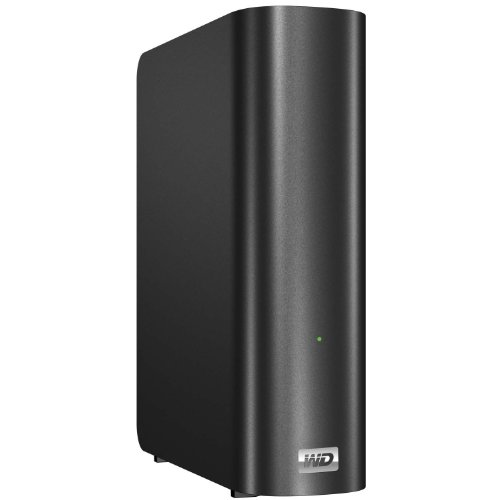 Western Digital 2 TB My Book Live Personal Cloud External Drive