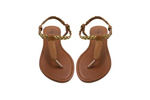 Glitter Thong Sandal - 1