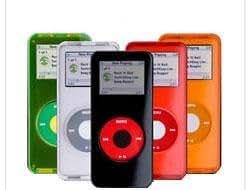 SwitchEasy Capsule para iPod nano (verde)