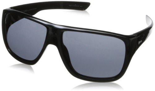 Dot Dash Aperture Oval Sunglasses,Black,60 - Dot Sunglasses Dash