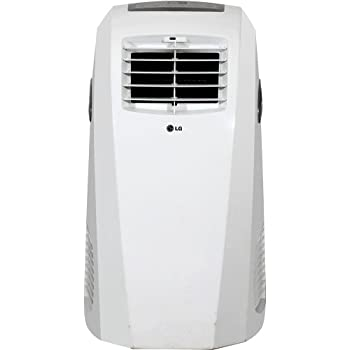 LG Electronics LP0910WNR 9,000 BTU Portable Air Conditioner with Remote Control - White
