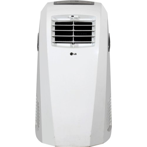 LG Electronics LP0910WNR 9,000 BTU Portable Air Conditioner with Remote Control - White