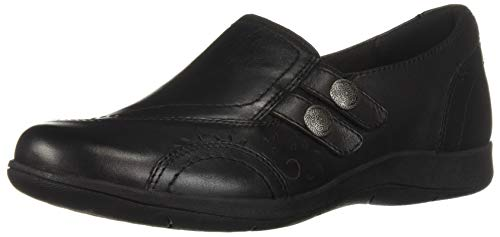 Rockport Women's, Daisey Slip on Shoes Black 10 W